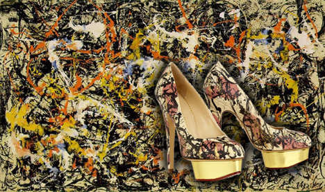 Arty Shoes