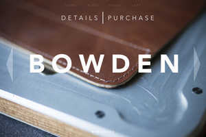 These Tablet Protectors for Bowden Combine Style with Functionality
