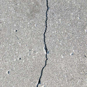 self repairing concrete