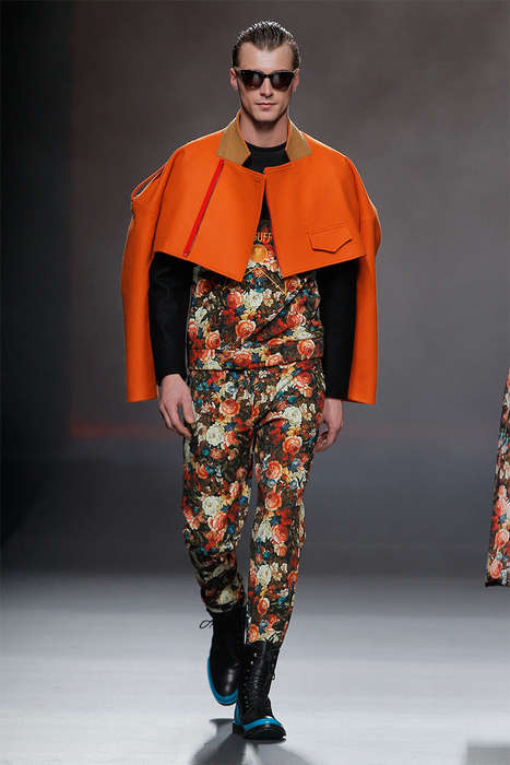 Ana Locking Fall/Winter 2013 