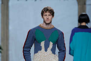 The Francis Montesinos Fall/Winter 2013 Collection Eccentric