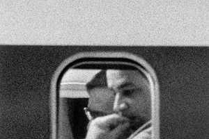 John Schabel Photographed Passengers Through Their Airplane Windows