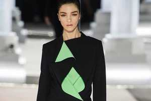 The Vionnet 2013 Fall Ready-to-Wear Collection is Shapely