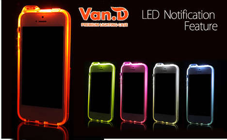 Illuminated Smartphone Covers