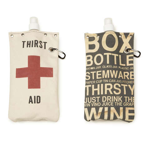 Witty Alcohol Tote Bags