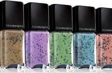 Speckled Nail Varnishes - Illamasqua Nail Polish is Just in Time For Easter