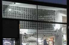 Concrete Warehouse Coiffeurs