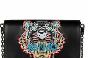 The Kenzo 'Tiger Fever' Bag Collection is Fantastic