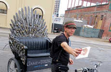 Iconic Fantasy Throne Conveyances