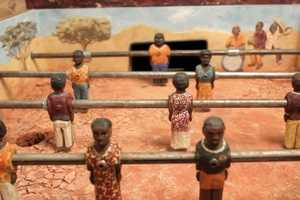 This Foosball Table is Used for Charity Gambling for African Children
