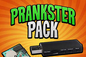 This Prank Kit From ThinkGeek Will Wreak Havoc on Office Life