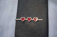 Geeky Gamer Tie Adornments
