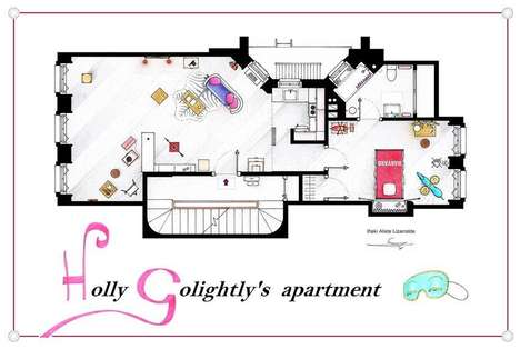 Famous Apartment Floor Plans