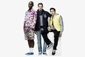 Billionaire Boys Club Spring 2013 Collection Paired Patterns