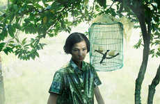 Botanical Bird Editorials