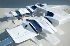 Aircraft-Inspired Crematoria