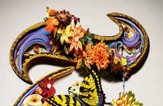 Exquisitely Quilled Craft Creations