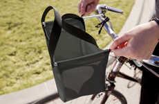 Fabric Bike Panniers