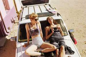 The Urban Outfitters Festival Lookbook Provides Style Inspiration