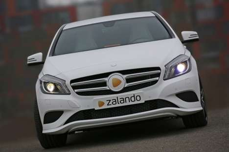 Zalando Fashion Car