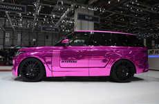 Chromatic Colorful SUV Designs