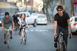 The Levi's Commuter 2013 Spring/Summer Lookbook Hits the Streets
