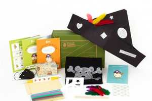 Kiwi Crate Service Offers Fun Monthly Packages to Kids