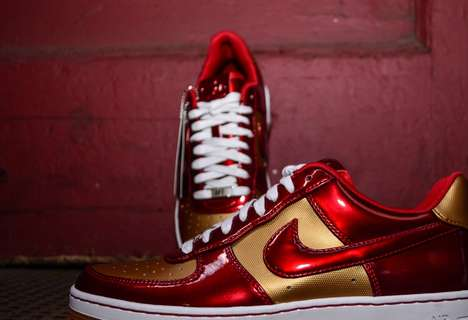 Iron Man Nikes