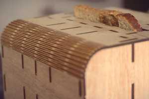 The Image Toaster by Scott van Haastrecht Combines the News with Breakfast