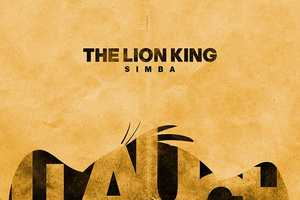Untreed Studios Creates Modern Lion King Posters