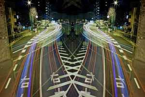 The Photography of Shinichi Higashi Showcases Tokyo's Futuristic Look
