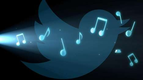 Tweeting Music Apps - A New Twitter Music Discovery Application Set to Launch This Month