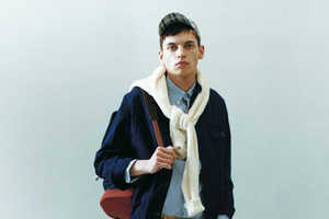 The Journal Standard 2013 S/S Lookbook Features Disheveled Menswear