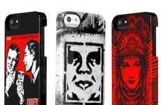 The 2013 Incase x Obey iPhone Cases are Brazen