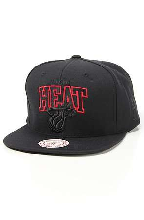 mitchell and ness snapback