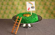 Leprechaun Trapping Cakes