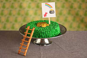 This is the Most Elaborate St Patrick's Day Cake You'll Ever See!