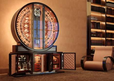 Luxurious Safe Designs