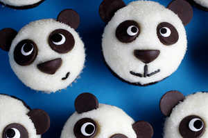 The Easy Little Pandas Treats Feature Animal Faces