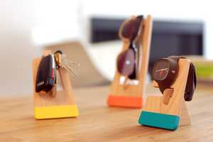 Houses for Objects from Potluck is the Ultimate Desk Organizer