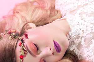 26 Editorials Inspired by Sleeping Beauty - From Fairytale Dresses to Darkened Childhood Films