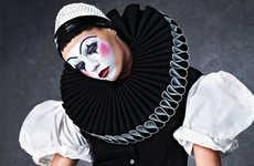Carnival Couture Editorials