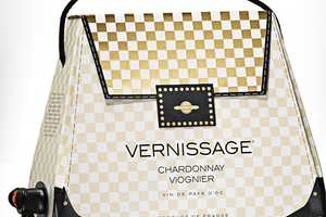 Vernissage Wine Bag Branding Makes Boxed Wine Stylishly Chic