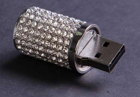 Necklace Pen Drives