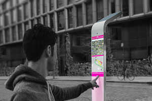 The Winning NYFi Design Turns Public Payphones to Smartphones