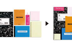 The Rezon Multi Notebook Melds Popular Stationary