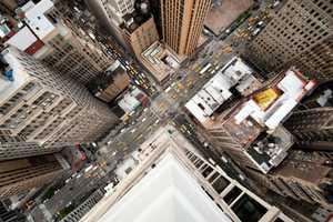 Navid Baraty Photography Explores New York City From Above