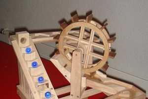 These Paul Grundbacher Machines Would Make Rube Goldberg Blush