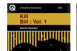These Minimal Design Works Re-imagine Quentin Tarantino Films