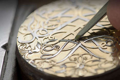 Hermes pocket watch